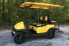 New Club Car Golf Cars