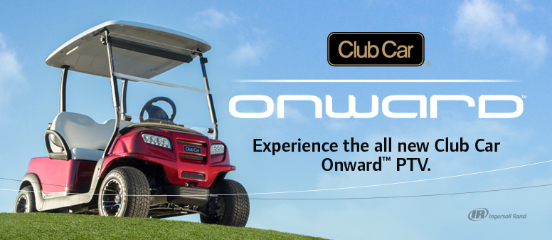 Club Car Onward™ Golf Cars